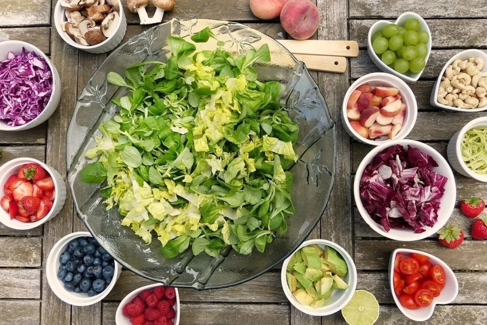 Wellness Tools: Good Food, Exercise, And Gratitude