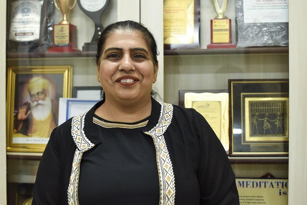 Dr Parmeet Kaur, Chief Dietitian, Dept of Dietetics, All India Institute of Medical Sciences, Delhi