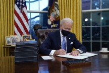Joe Biden Undoes Trump Order, Puts US Back Into Fight To Slow Global Warming