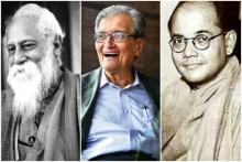 The Political Ownership Of Three Legends: Netaji, Tagore And Amartya Sen