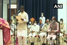 MP Cabinet Expansion: 28 Ministers Take Oath, Dozen Scindia Loyalists Included