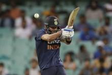 2nd ODI: 100 Up For India; Kohli, Iyer Continue To Rebuild