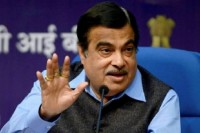 Alliance Of Opportunists, Won't Last Long': Gadkari Slams Sena-NCP-Cong Coalition