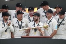 Williamson, Taylor Steer NZ To Inaugural World Test Championship Title