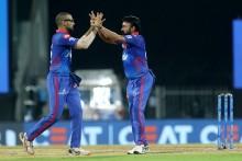 Mishra, Dhawan Help DC Beat MI