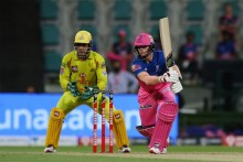 CSK Vs RR: Smith, Buttler Rebuild Rajasthan; 51/3 (9)