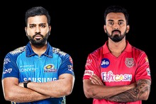 MI Vs KXIP: Arshdeep Gets Second; Mumbai 53/3 (8)