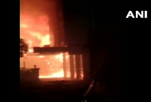 7 Patients Killed In Fire At Hotel Converted Into COVID Care Facility In Andhra Pradesh
