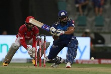 KXIP Vs MI: Rohit, Pollard Blitz Gives Mumbai Big Win