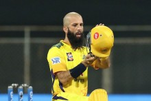 Moeen Ali On Overdrive As CSK Fight Back