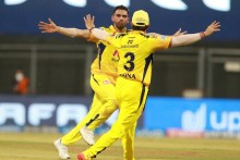 Gaikwad, Plessis Give CSK Steady Start