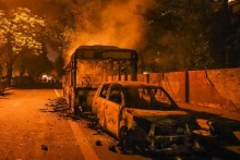 Spillover Effect Of Jamia Protests: Overnight Agitations In Delhi And Hyderabad, Midnight Clashes In AMU