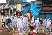 India Records Over 19,000 Coronavirus Cases, 434 Deaths In 24 Hours