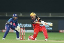 RCB Vs MI LIVE: Finch Fifty Puts Mumbai Under Pressure; 74/0 (8)