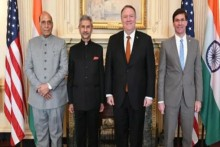 India, US To Ink Defence Pact Today