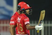 RR Vs KXIP LIVE: Agarwal Departs After Hitting 106; Punjab 185/1 (17)