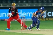 RCB Vs MI LIVE: Kishan Keeps Mumbai Alive, Need 90 Off 30