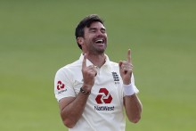 Anderson Pegs India Back, Removes Gill In First Over