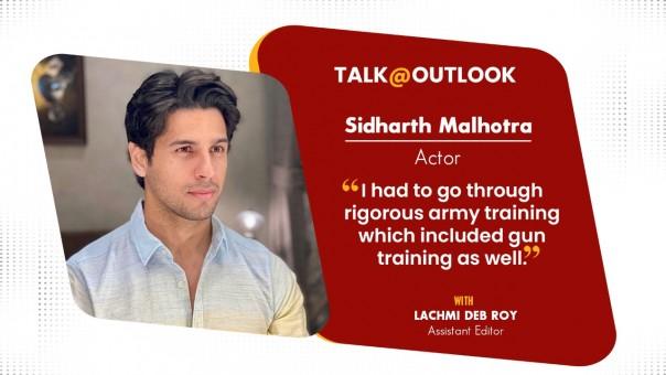 Sidharth Malhotra On The Making Of Shershaah