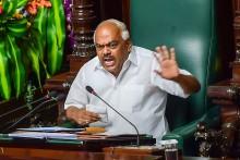 Karnataka Crisis Live Updates: Speaker KR Ramesh Kumar Says Trust Vote By 6PM Today