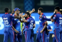 Mishra's 4/24 Rocks Mumbai Indians, Champs Reach 125/7 (18)