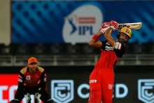 SRH Vs RCB Live: Padikkal-Finch Stand Going Strong For Bangalore