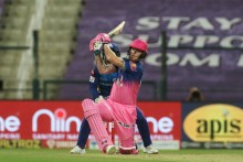 RR Vs MI: Stokes Keeps Runs Flowing; Rajasthan 99/2 (10)