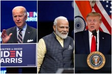 Lessons On Diplomacy For Modi Government As White House Turns Blue From Red