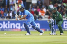 ICC World Cup 2019, IND Vs PAK: Rohit Sharma In Nineties, India 167/1