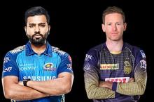 MI Vs KKR Live: Morgan Wins Toss, Kolkata Bat First