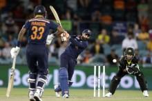 1st T20: Rahul's Fifty, Jadeja's Cameo Help India Post 161/7