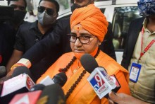'Cow Urine Eliminates Lung Infections Caused Due To Covid': Pragya Thakur