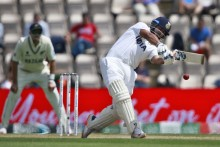Rishabh Pant Wages Lone Battle As India Lose Another Wicket