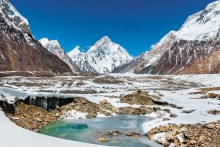 K2 Has Never Been Conquered In Winter. Now, 60 Climbers Will Give Their Best