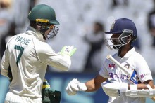 4th, Day 3: Rahane, Pujara In Game Of Patience