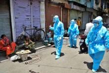 India's Coronavirus Count Crosses 2 Million-mark; Death Toll Surges Past 41,000