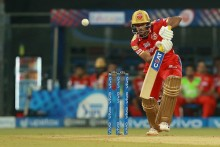 Agarwal Hits 25-ball Fifty, Punjab Eye Big Total