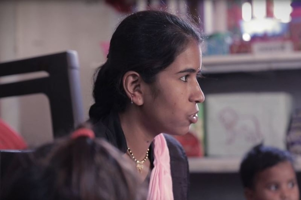 Reshma Shankar Dhote, A Nutrition Warrior