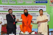 'Never Said Coronil Can Cure Corona': Patanjali's U-turn On Covid Drug Claim