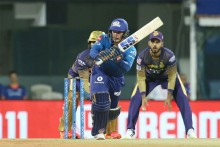 Varun Chakravarthy Removes Quinton De Kock Early