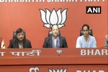 Badminton Star Saina Nehwal Joins BJP Ahead Of Delhi Elections