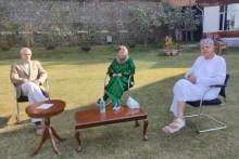 Mehbooba Mufti To Attend Meeting Of Gupkar Declaration Signatories