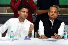 Sachin Pilot Likely To Return To Rajasthan, CM Ashok Gehlot Calls Meeting Of Party MLAs