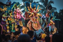 Bengal Durga Puja Pandals No Go Zones, Rules Court, Health Experts Relieved