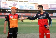 Sunrisers To Bowl First, Devdutt Returns To Team For RCB