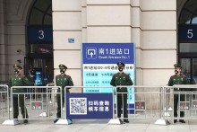 Second Chinese City Placed Under Lockdown Over Coronavirus Outbreak