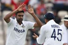 Ravichandran Ashwin Gets His Second, New Zealand Nine Down