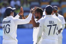 4th Test, Day 2: Siraj, Natarajan Key For IND