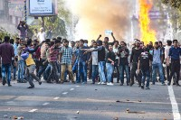 CAB Protests: Assam Burns Amid Curfew, Army Deployed; Protesters Attack CM's House