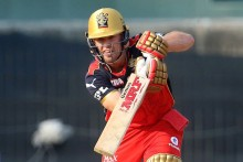 ABD Takes Charge After Maxwell's Departure
